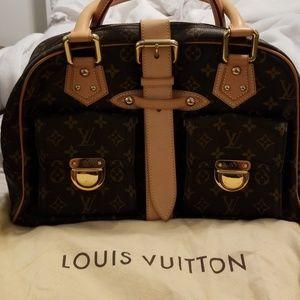 Louis Vuitton Manhattan GM Bag